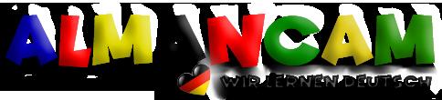 Almancam Logo
