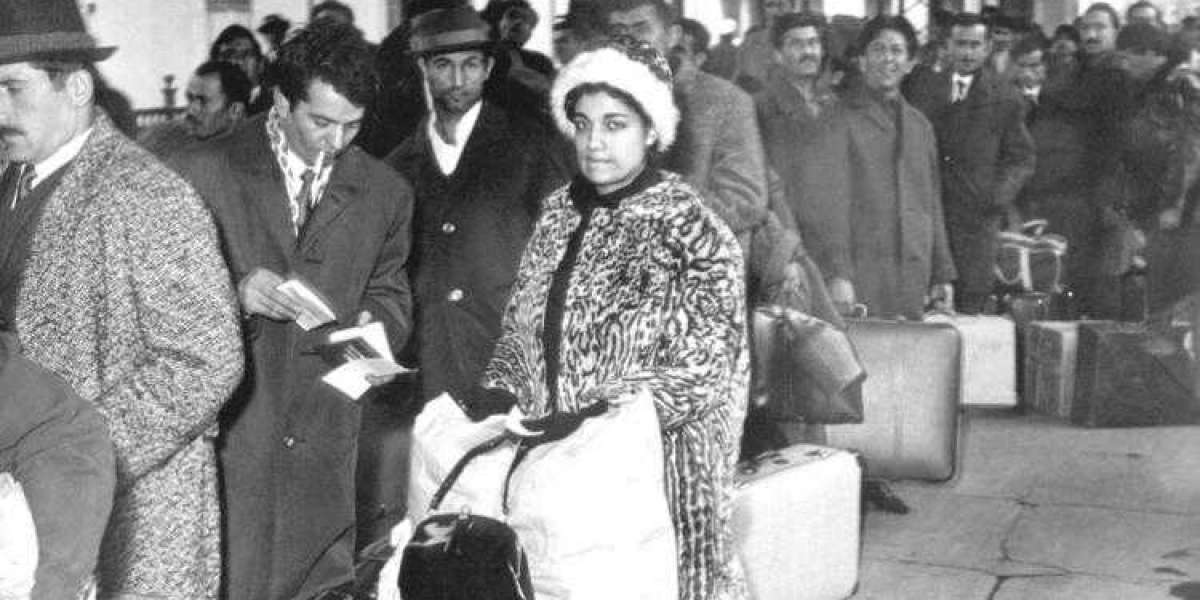 Almanya'daki Türk toplumu Tarihi